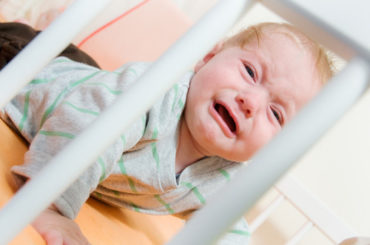 WeeSleep Baby Crying in Crib