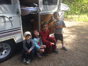 WeeSleep Family Camping